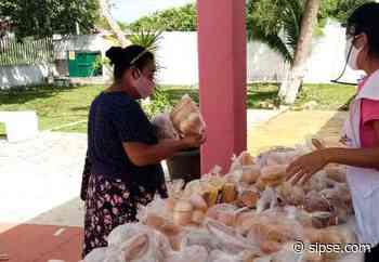 Mantienen apoyos para familias afectadas por contingencia sanitaria en Isla Mujeres - sipse.com