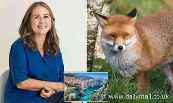 ALEXANDRA SHULMAN: How a brazen fox wrecked my holiday... and my skin
