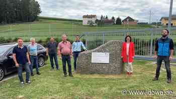 Zandt: Besichtigungstour: Gemeinderat informiert sich über Kläranlage - idowa