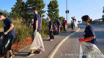 """Nuova raccolta """"Plastic Free"""": via da San Mariano più di 150 kg di rifiuti - CORCIANONLINE.it"""