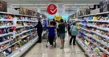 Tesco confirms coronavirus positive case at UK Merseyside store - Cornwall Live