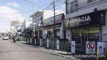 Vicente López amplió las veredas del centro comercial de Carapachay - noticianorte