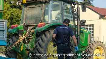 Scooter contro il rimorchio di un trattore Muore un agricoltore di Castellucchio - gelocal.it