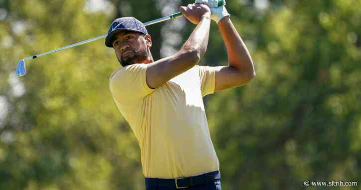 Utahn Tony Finau loses ground in the third round of the U.S. Open