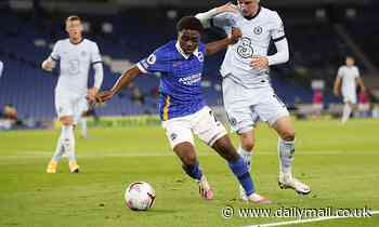 Graham Potter backs Tariq Lamptey to make 'right decision' as Brighton star considers Ghana switch