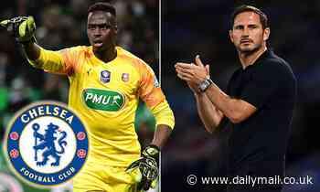Chelsea agree £26million deal for Rennes goalkeeper Edouard Mendy