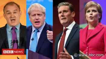 Coronavirus: Party conferences in a Covid world - BBC News
