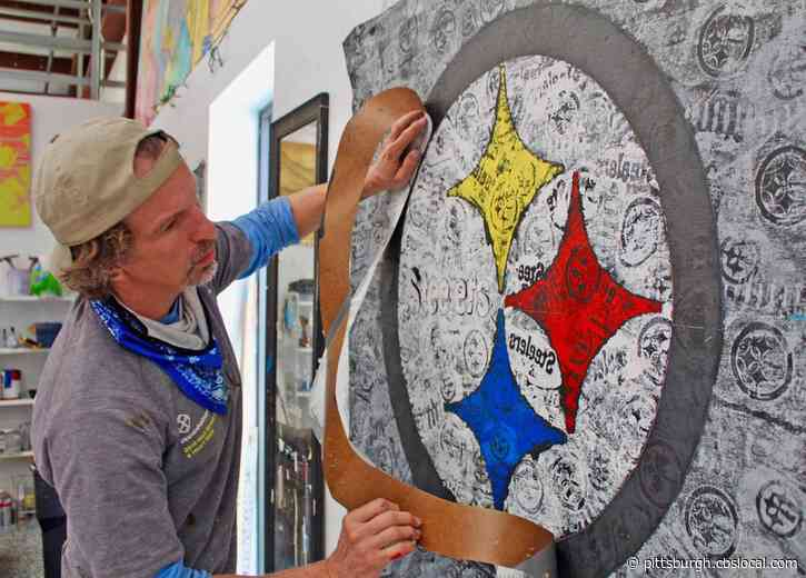 FAN N'ATION – Cave Painting Search: Tom Mosser Painting