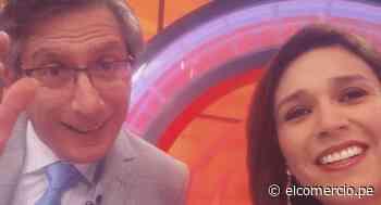 Verónica Linares bromea con Federico Salazar y la fecha del nacimiento de su hija - El Comercio Perú