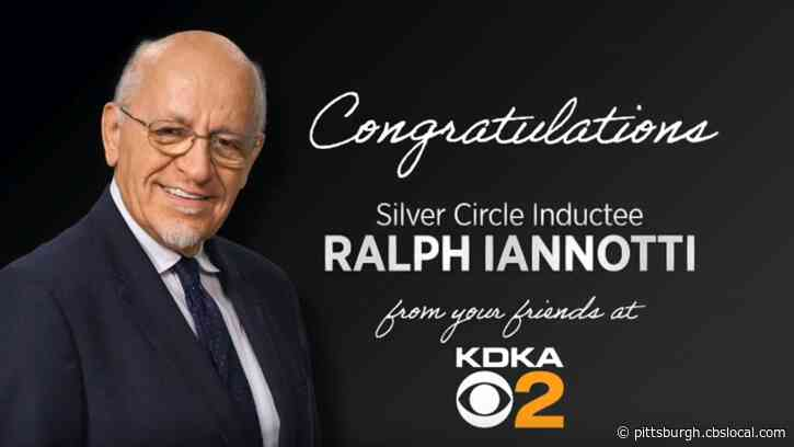 Ralph Iannotti Inducted Into Mid-Atlantic Emmy's Silver Circle Society