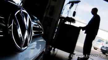 Weiterer Diesel-Rückruf: VW muss bei Eos-Modellen nacharbeiten - t-online
