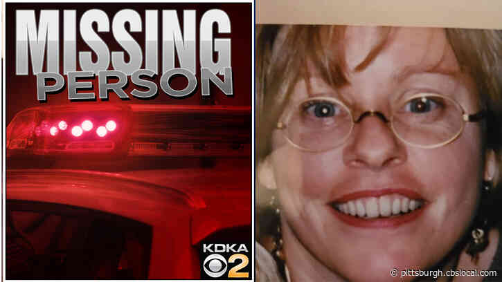 Pittsburgh Police Searching For Missing 64-Year-Old Lisa Meyer