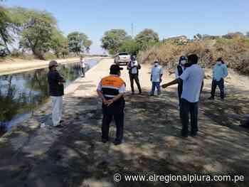 Sullana: identifican zonas críticas y vulnerables en ríos y quebradas de Marcavelica - elregionalpiura.com.pe