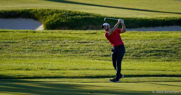 Matthew Wolff, 21, leads U.S. Open; Tony Finau tied for 21st after 3 rounds