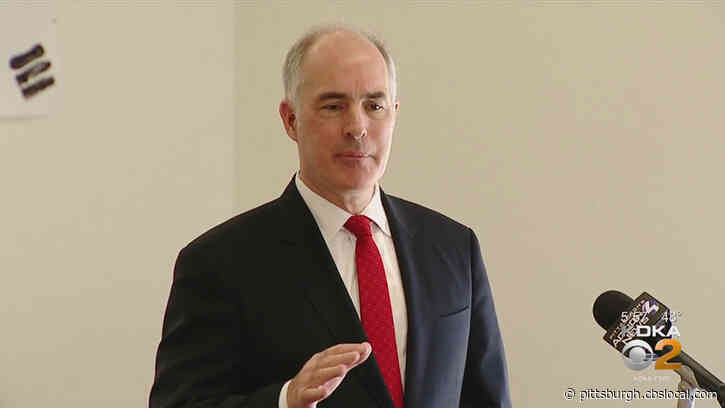 Sen. Bob Casey: Americans Should Have A Voice In Justice Ginsburg's Replacement