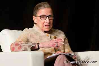 Justice Ginsburg saw raw racism and sex discrimination long before she joined the court