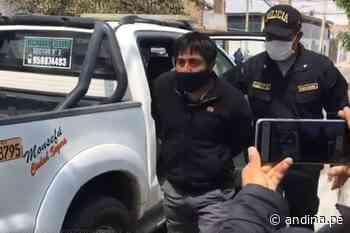 Detienen a alcalde de Monsefú por manejar en presunto estado de ebriedad - Agencia Andina