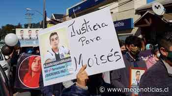 """""""Que paguen los responsables"""": Vecinos de Cañete piden justicia por asesinato de Moisés Orellana - Meganoticias"""