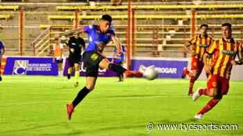 Gonzalo Cañete, el delantero del Federal A al que Talleres no pudo tentar - Liga Profesional de Fútbol en TyCSports.com