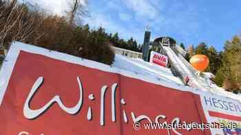 Skigebiete im Sauerland stellen Weichen in Corona-Krise - Süddeutsche Zeitung