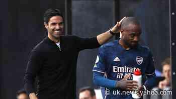 Arsenal yet to start contract talks with Lacazette – Arteta