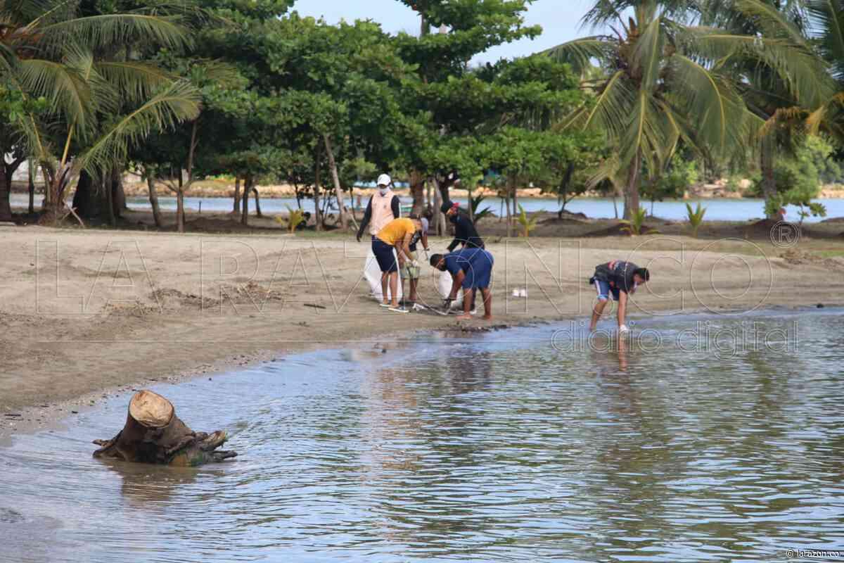 Con aforos y limpieza, playas piloto en Coveñas listas para reapertura - LA RAZÓN.CO