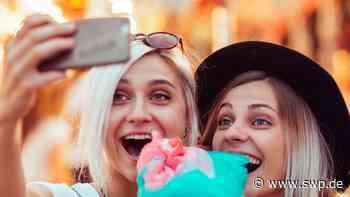 Volksfest Crailsheim 2020: Ausgefallenes Volksfest-Selfie: Die Wahl fällt aus - SWP