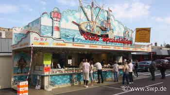 Volksfest Crailsheim 2020: Fischbrötchen gibt's jetzt beim Kaufland - SWP