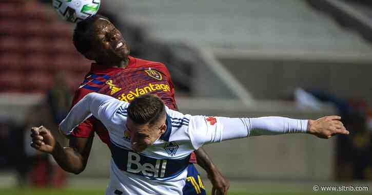 RSL finishes with 10 men in 2nd straight game in 2-1 home loss to Vancouver