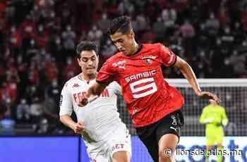 Le Stade Rennais renverse l'AS Monaco. Aguerd leader de Ligue 1 - Lions De l'Atlas (LDA)
