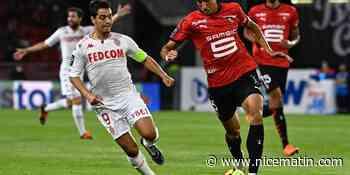 L'AS Monaco mène à Rennes à la pause - Nice-Matin