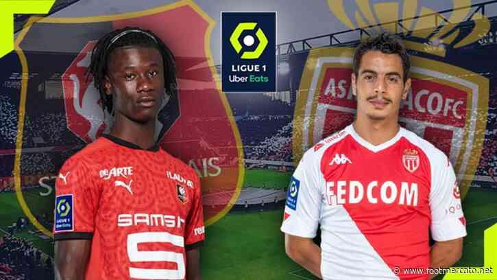 Stade Rennais-AS Monaco : les compositions officielles ! - Foot Mercato