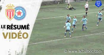 L'AS Monaco piégé à domicile par l'Etoile FC - Actufoot