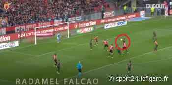 James, Falcao, Lemar...Les plus beaux buts de l'AS Monaco face à Rennes - Le Figaro