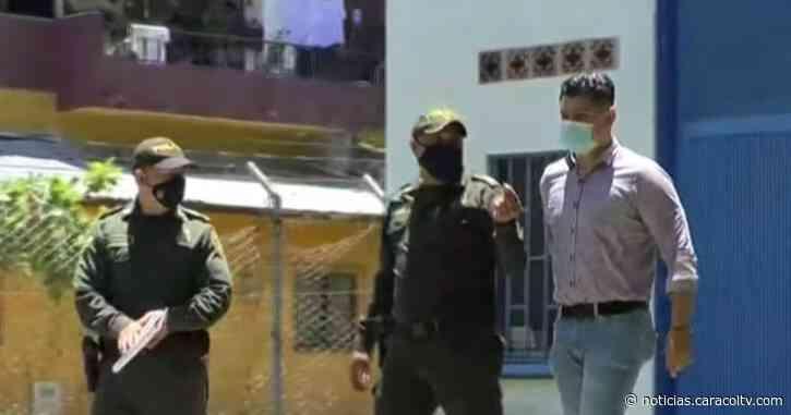 Capturan al personero de Puerto Berrío, señalado de golpear a un adulto mayor - Noticias Caracol
