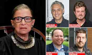 'Burn Congress down': Celebrated figures urge violence if RBG replaced before election