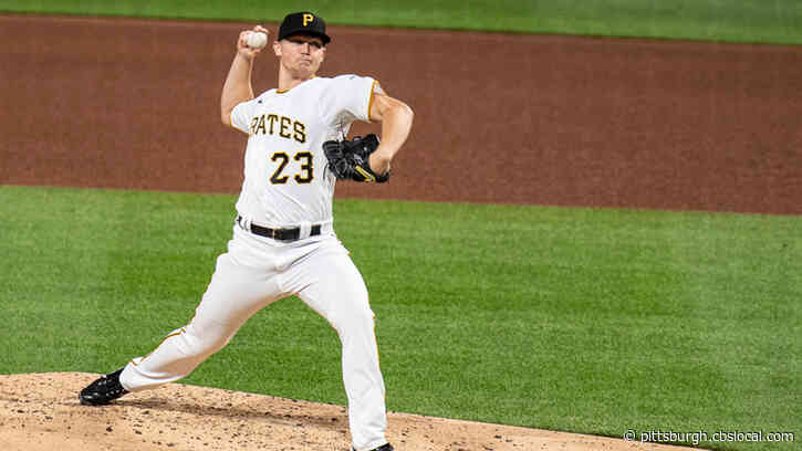 Pirates Blow 4-0 Lead, Lose To Cardinals