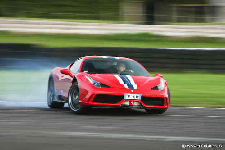 The 50 fastest cars around Autocar's test track