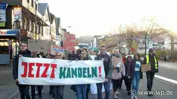 Lennestadt: Klimaschutz-Demo diesmal mit dem Fahrrad - WP News