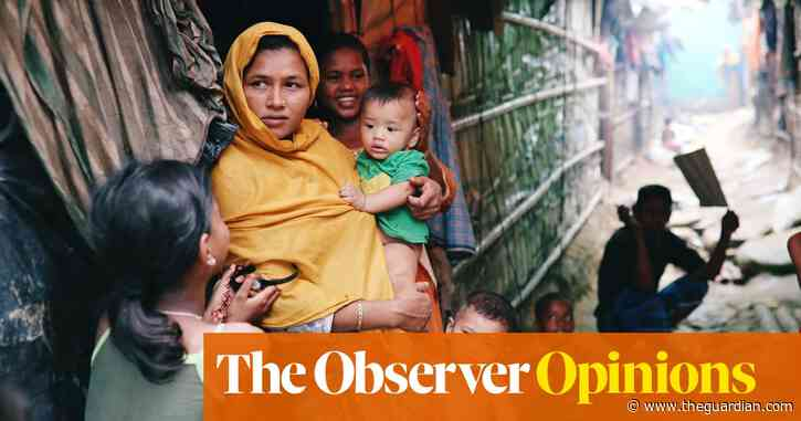 Justice and the Rohingya people are the losers in Asia's new cold war