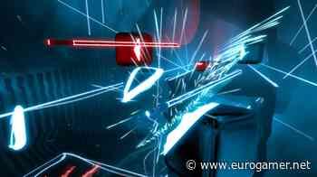 Beat Saber's long-awaited multiplayer mode arrives next month - Eurogamer.net