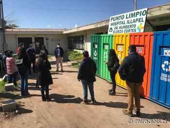 Inauguran punto limpio para funcionarios y usuarios del Hospital de Illapel - Mi Radio