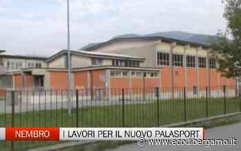 Nembro, a fine anno via ai lavori per il nuovo Palasport - L'Eco di Bergamo