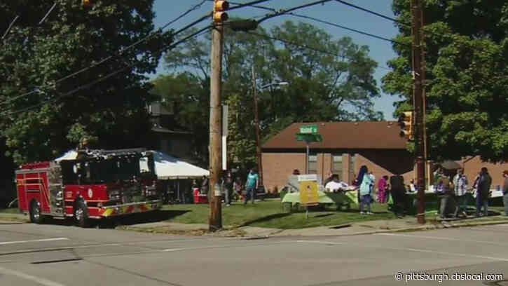 Western Pa. School For The Deaf Holds Annual Block Party