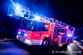 Polizei Auto in Ilsenburg angezündet - Volksstimme
