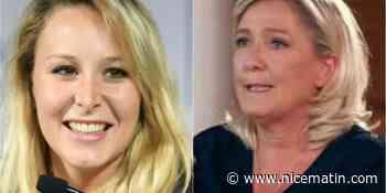 Marine Le Pen dément toute jalousie à l'encontre de Marion Maréchal
