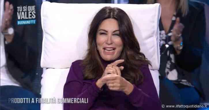 """Tu Si Que Vales, Sabrina Ferilli è vittima di uno scherzo e se la prende con Maria De Filippi: """"Cosa ca**o c'entro io?"""""""