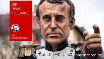 Die Abenteuer des Monsieur Macron, oder: Wie Frankreich sich einen neuen Napoleon wünschte - aber einen Don Quijote bekam