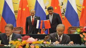 Weltleitwährung unter Druck: Der Euro verdrängt den Dollar im chinesisch-russischen Handel
