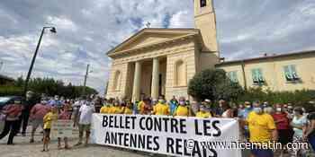 Les habitants de ce quartier de Nice s'inquiète de voir renaître le chantier d'une antenne relais